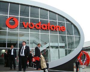 Vodafone ar putea fi cumparata de doua companii americane