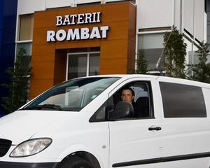 Producatorul de baterii Rombat, afaceri cu 19% mai mari in T1