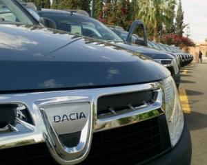Santaj pe stick la Dacia