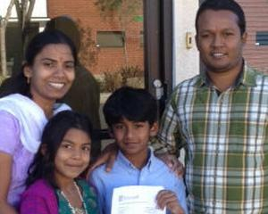 Un indian in varsta de 9 ani a devenit cel mai tanar specialist certificat de Microsoft