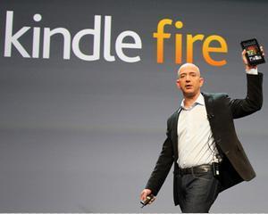 Al treilea trimestru: Profitul Amazon.com a luat-o repede la vale
