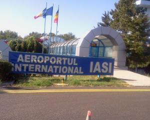 Aeroportul Iasi a primit aviz de functionare pentru un an