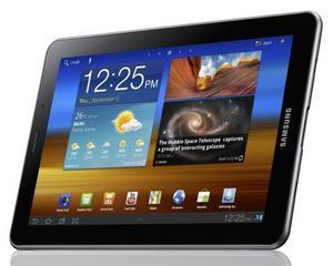 Samsung a prezentat tableta Galaxy Tab 7.7, cu cel mai performant ecran de pe piata