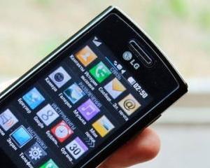 LG intentioneaza sa lanseze un smartphone cu procesor quad-core si camera foto de 10 megapixeli