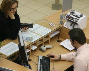 Bancile din Romania, in mare dificultate