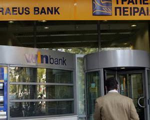 Grecia varsa 18 miliarde de euro in patru dintre cele mai mari banci. Afla care sunt institutiile de credit!