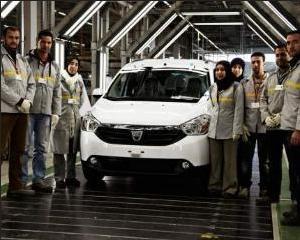 Proiectul Dacia Dokker este aproape de lansare