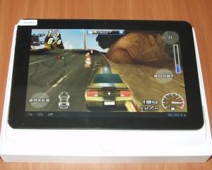 InfoTouch lanseaza iTab1011, o noua tableta de 10,1 inci cu sistem de operare Android 4.0.4