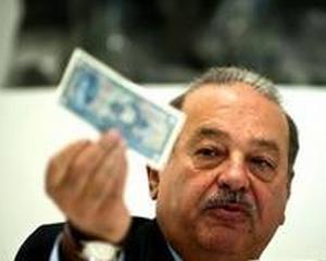Carlos Slim poate pierde titlul de cel mai bogat om al planetei