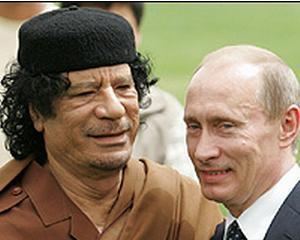 Putin: Misiunea NATO nu ar trebui sa includa asasinarea lui Gadhafi