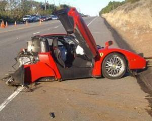 Cele mai scumpe accidente cu supercaruri