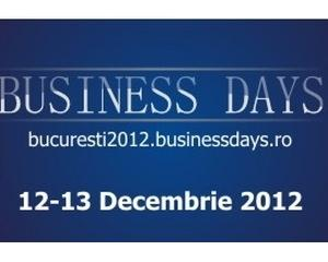 S au deschis inscrierile la Bucuresti Business Days