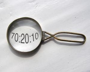 70-20-10 este modelul Google pe care il poti adapta carierei tale