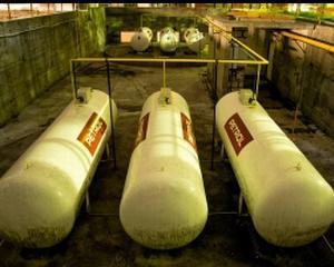 Consumul de gaze naturale in Romania a scazut in 2012