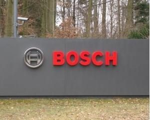 Bosch va mai deschide o fabrica in Romania. Compania vrea sa angajeze 300 de persoane in acest an