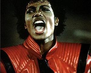 Jacheta lui Michael Jackson din Thriller s-a vandut pentru 1,8 milioane de dolari
