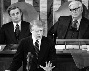 ANALIZA: Discursuri pompoase pe teme economice ale presedintilor americani, care nu s-au materializat in fapte