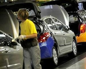 Industria auto din Franta se clatina, guvernul se pregateste sa intervina