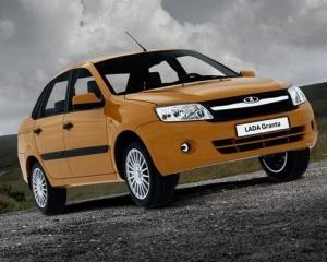 Renault-Nissan a preluat controlul asupra Lada