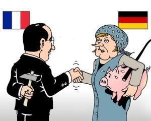 ANALIZA: Ce va trebui sa-i spuna Angelei Merkel noul presedinte francez, Francois Hollande