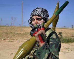 FATA IN FATA: Regimul lui Gadhafi si rebelii se vor intalni pentru prima data oficial