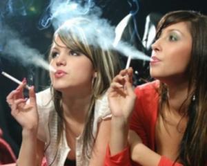 Fumatul, o problema in tarile sarace