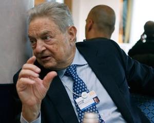 George Soros: Perioada actuala seamana cu Marea Depresiune economica din anii '30