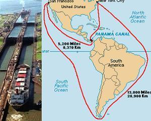 Analizele Manager.ro: Minuni realizate de mana omului. Canalul Panama  IV