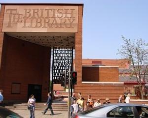 Google a incheiat un parteneriat cu Biblioteca Britanica pentru scanarea digitala a literaturii vechi