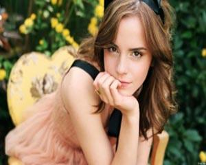 Emma Watson, alias Hermione,  mai face o vraja si... obtine rolul Cenusaresei