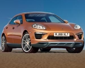 Productia lui Porsche Cajun va incepe in 2013