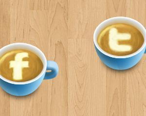 STATISTICA: 1 din 6 minute online sunt petrecute de utilizatori pe retelele de socializare