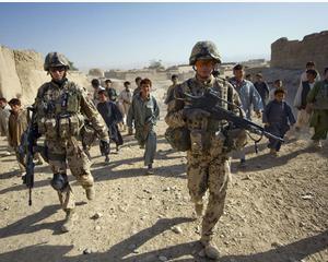 Militarii afgani nu mai sunt antrenati de fortele speciale americane
