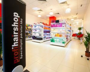 Investitie de un milion de euro pentru o retea de magazine de produse profesionale de ingrijire a parului