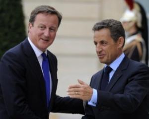 Nicolas Sarkozy catre britanici: