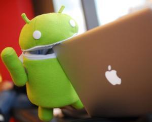 SONDAJ: Peste jumatate (55,7%) din utilizatorii de Android urasc Apple
