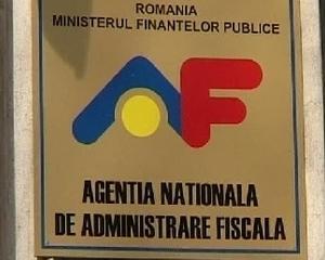 ANAF a colectat cu 7,7% mai multi bani