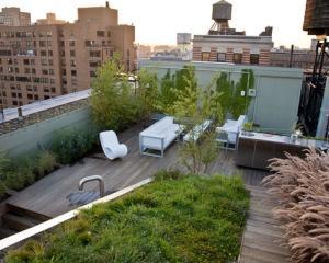 Apartamente cu gradina pentru constanteni in cartierul Boreal
