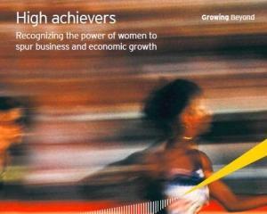 Al treilea miliard emergent in urmatorii 10 ani: Femeile intra pentru prima data in economia globala