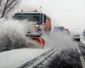 Autoritatile se pregatesc de ninsori abundente