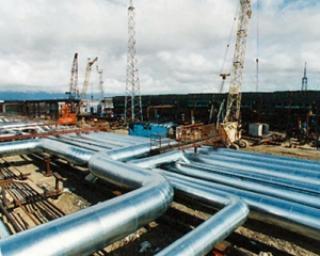 Profitul Gazprom a crescut cu 40% in primele noua luni ale lui 2010