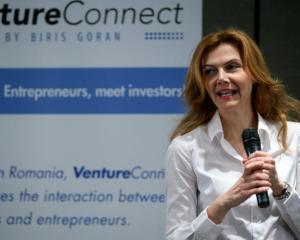 Ana Maria Andronic, VentureConnect: Nu nevoia de bani este cea mai mare problema a unui antreprenor roman