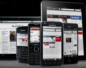 Opera a lansat un nou browser pentru iPhone si iPad