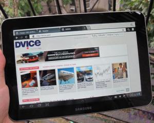 Samsung ar putea lansa o tableta cu procesor dual-core de 2GHz in februarie - surse