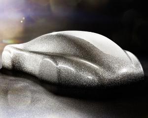 O companie de tuning a inventat vopseaua cu diamante pentru masini