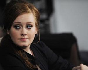 Adele a devenit marca inregistrata