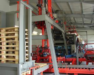 Symmetrica a inaugurat o noua fabrica de pavele langa Bistrita