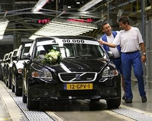 Volvo angajeaza 600 de persoane