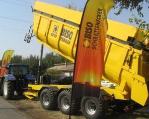 Biso Romania: Compania anunta trei programe financiare pentru agricultori si deschiderea a trei noi puncte de lucru