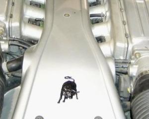 Prototipul Lamborghini Pregunta, de vanzare in Franta